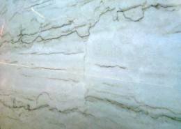 Emerald Green Granite Silver Travertine 2 at Barra & Trumbore