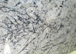 Firewords Granite Silver Travertine 2 at Barra & Trumbore