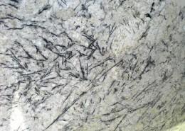 Firewords Granite Silver Travertine 2 at Barra & Trumbore