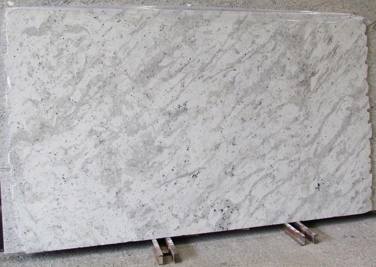 3cm Andromeda White Granite